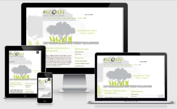 little acorn website