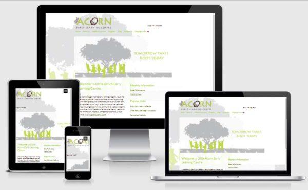 little acorn website