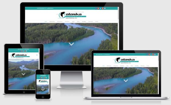 alaska sport fishing website