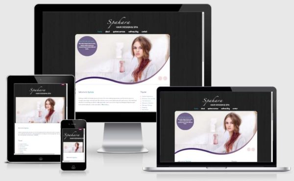 spahara website
