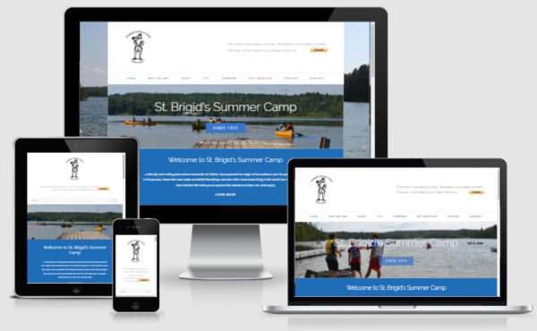 St. Brigid's Summer Camp website